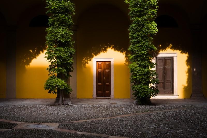 Ozdobne drzwi – Gliwice są ich pełne!